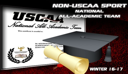 17 Pioneers Earn USCAA All-Academic Honors