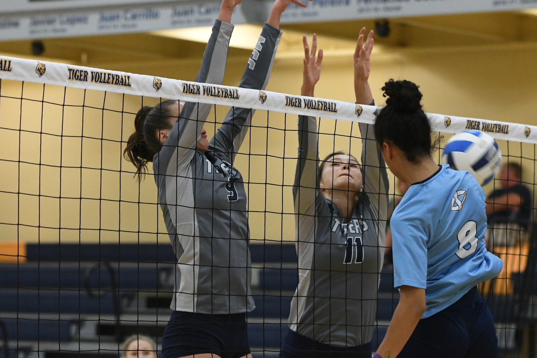 Tritons Topple Tigers