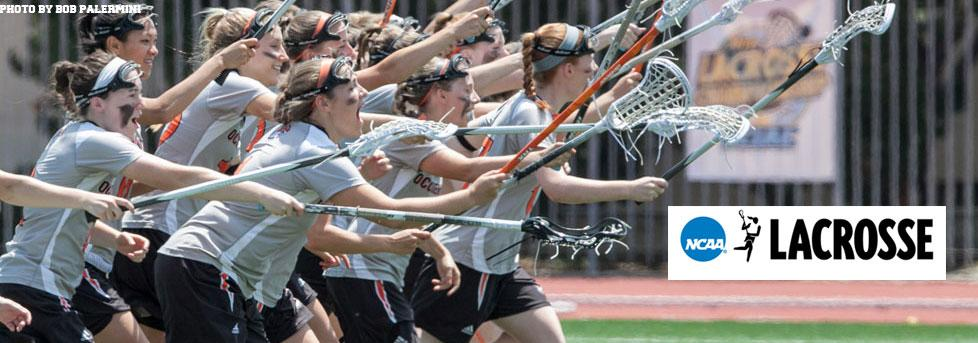 OXY WOMEN'S LACROSSE EARNS AT-LARGE BID TO NCAA TOURNEY