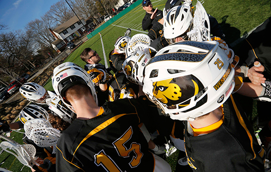 Fast Start Helps Western New England Down Men's Lacrosse