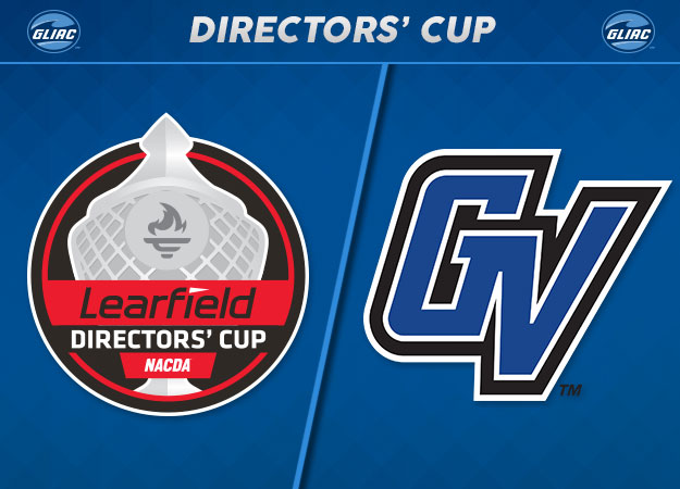 Grand Valley State Wins Fourth Consecutive Learfield Sports Directors' Cup