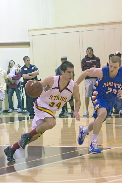 Stags Lose 6th Street Showdown in Heartbreaker