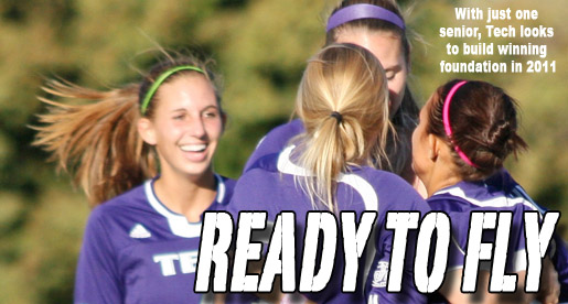 Golden Eagle soccer team looking for new beginning in 2011
