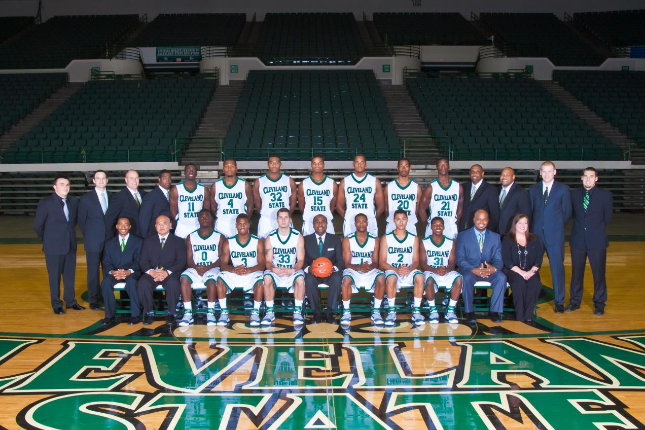 2012-13 Cleveland State Men's Basketball - Cleveland State ...