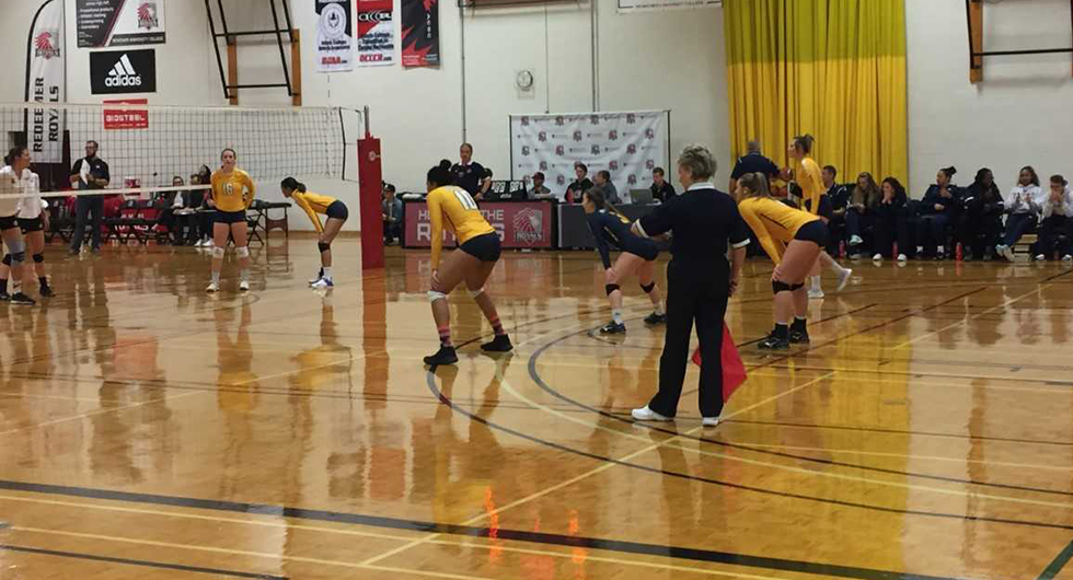 HAWKS MOVE TO 14-0 WITH STRAIGHT SET WIN AT REDEEMER