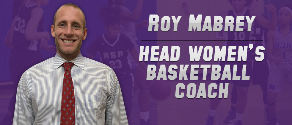 Roy Mabrey Named ASA Miami Women's Basketball Coach