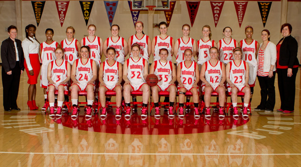 2011-12 Wittenberg Women's Basketball