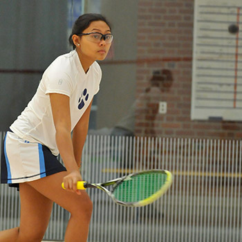 Squash Opens Play at Pioneer Valley Invitational