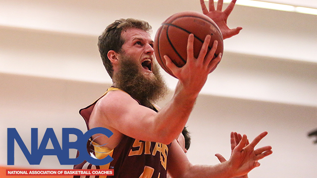 CMS's Scarlett Named to NABC All-District Team