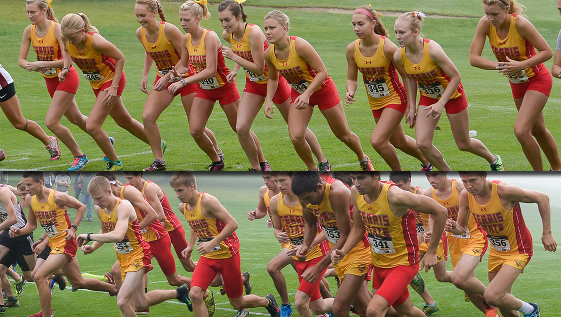 Ferris State Cross Country Teams Compete In Greater Louisville Classic