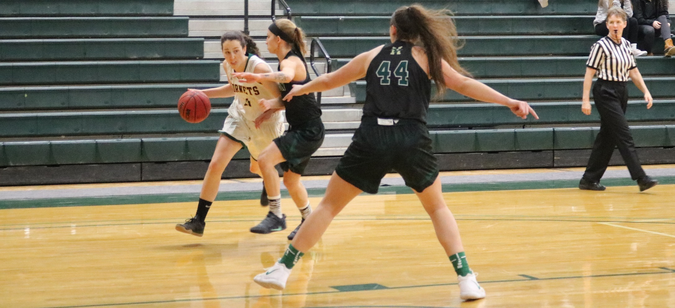 Hornet women come up short in bid to knock off NAC-leading Husson