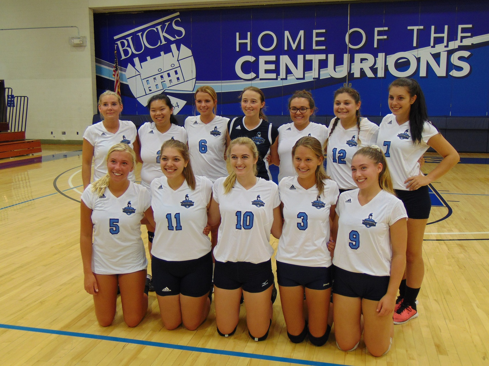 Volleyball Wins Season Opener; Make Program History