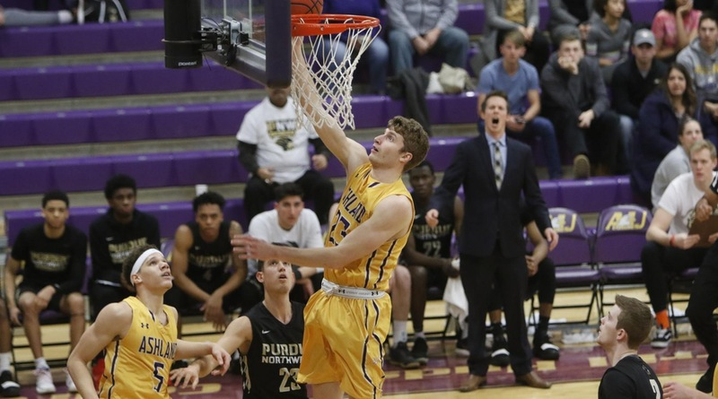Frentsos, Noble Lead No. 20 Ashland To Rout of Pride