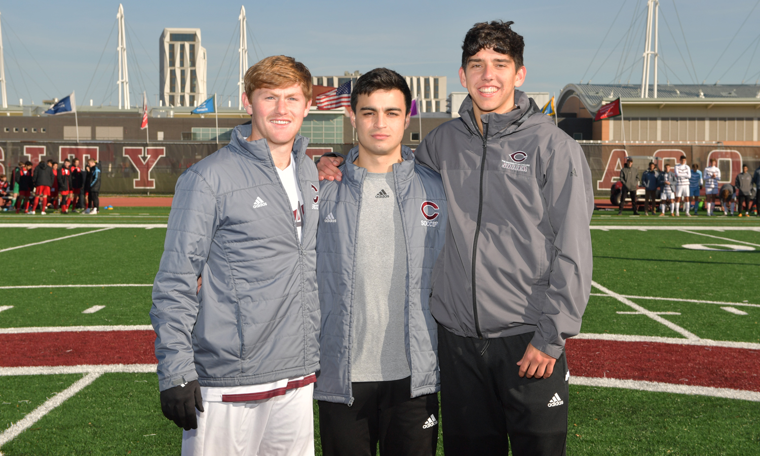 UChicago Men's Soccer Tramples WashU 3-0 to Complete Perfect UAA Slate