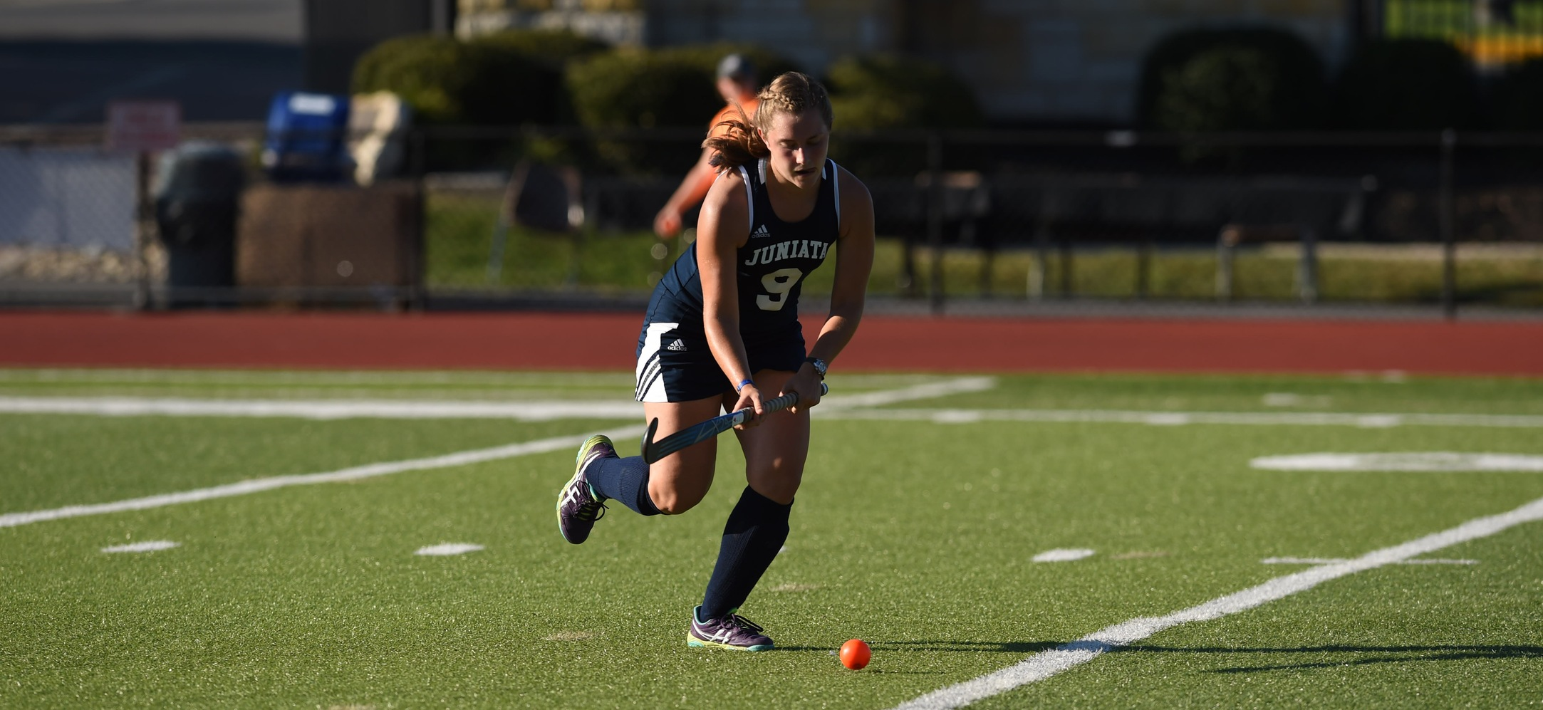 Meredith Shephard scored the lone goal for the Eagles in their first win of the season.