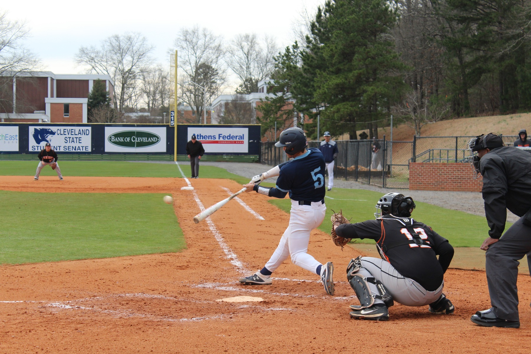 PREVIEW: Red-Hot Baseball To Face Conference Foe Motlow