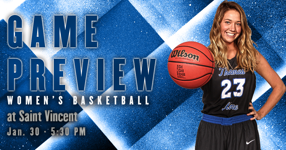 Women's Basketball Takes on Old PAC Foe, Saint Vincent, Tonight at 5:30 p.m.