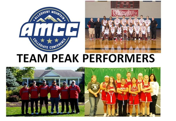 Three D'Youville Teams Named AMCC Peak Performers