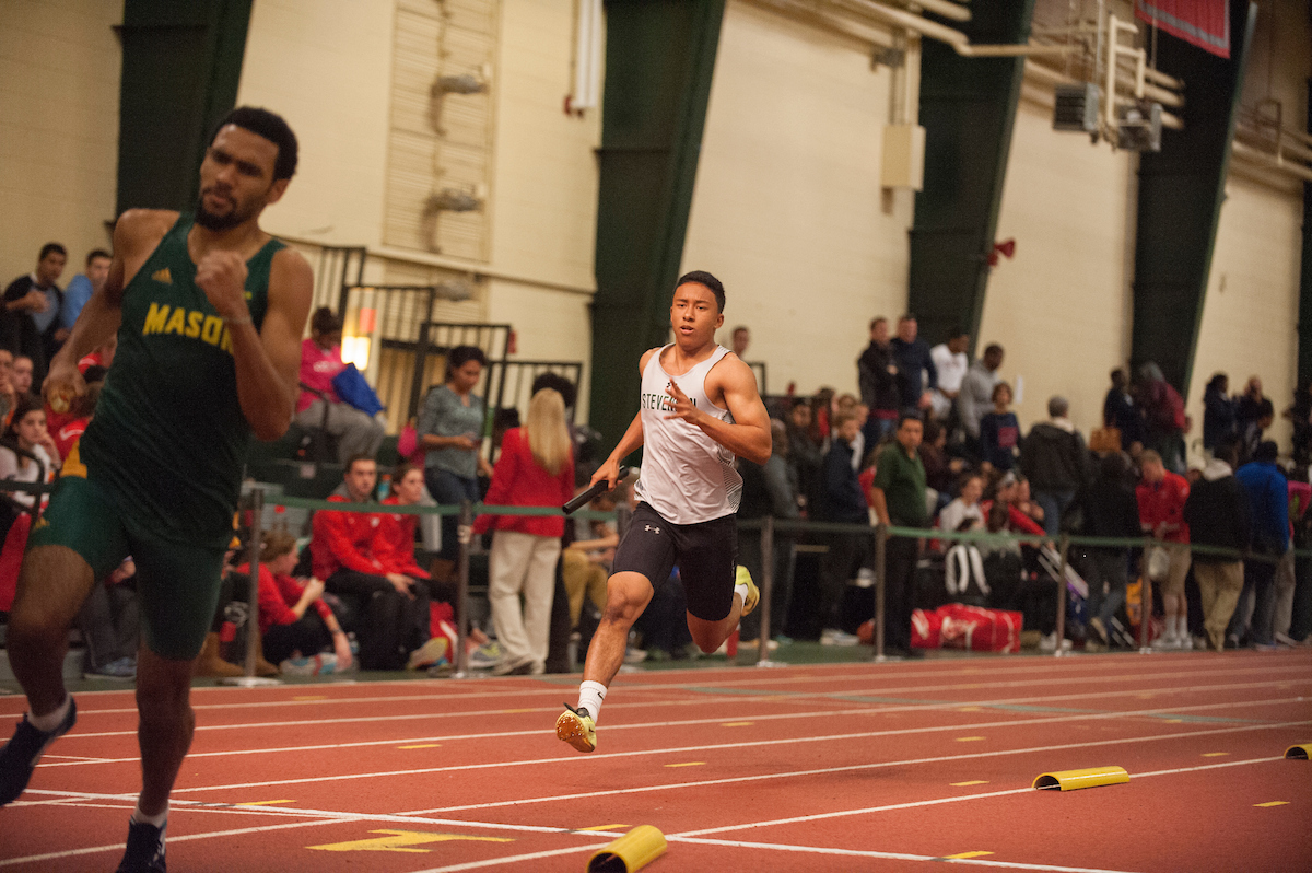 Mustangs Qualify for ECAC's in Three Events at Coach I Open