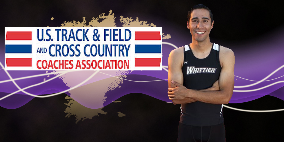 Kevin Curbelo named to USTFCCCA All-Academic Team