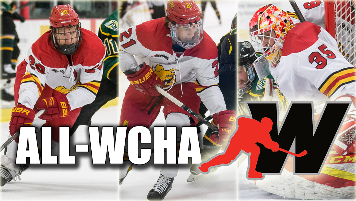 Ferris State Hockey Well-Represented As WCHA Unveils All-League & Academic Winners