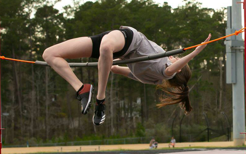 Hayes & Weathers Conclude Weekend At Mount Olive Last Chance Meet