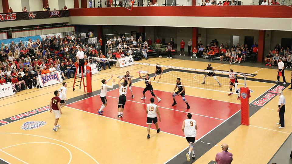 Day 1 - Men's Volleyball Championship Recap