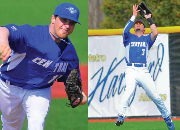 Baseball Pair Earn Weekly Honors