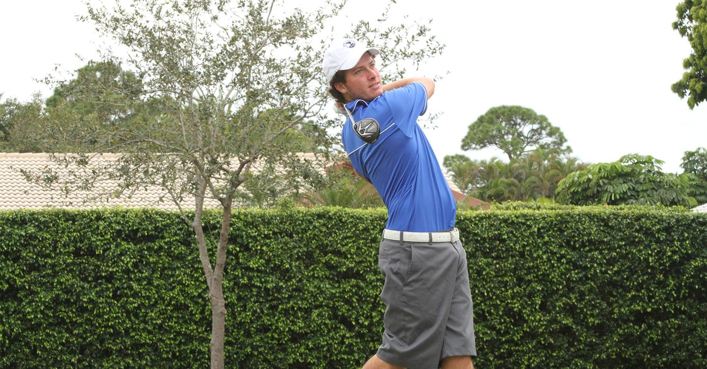 Men's Golf Heads to Final Round in Second at SE Collegiate