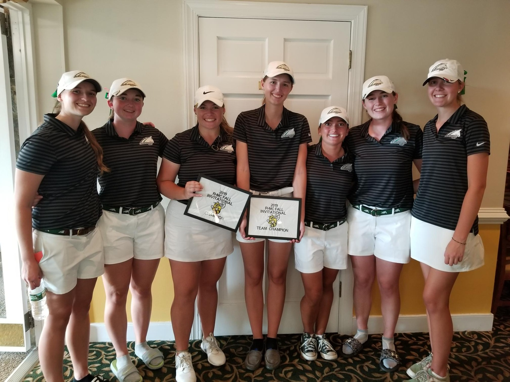 Oppenheimer, Mustangs Win Randolph-Macon Invitational