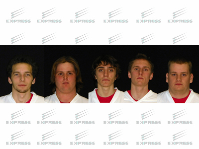 FIVE MEN'S LACROSSE PLAYERS HONORED WITH ALL-CONFERENCE AWARDS