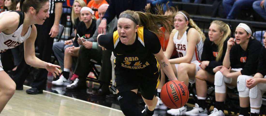 Overtime Unkind As Women's Basketball Falls To Findlay