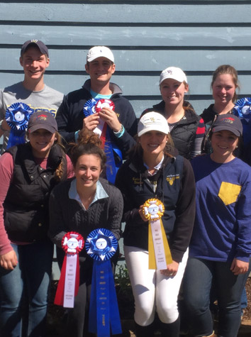 Intermont Equestrian IDA Team Completes Regular Season With A Big Weekend