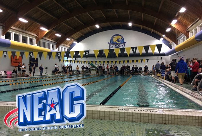 Wells Ready To Take On NEAC Swimming Championships