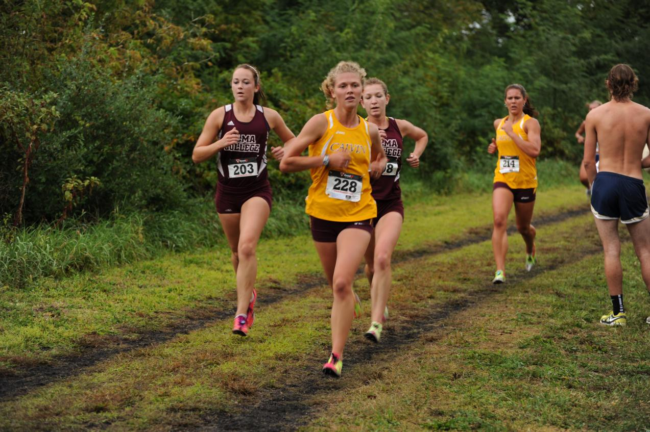 Scots Cross Country competed in MIAA Championships on Saturday with men finishing fifth and women third