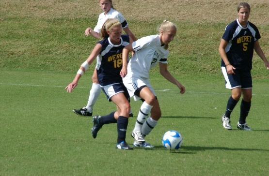 UMW Women's Soccer Blanks Averett, 2-0