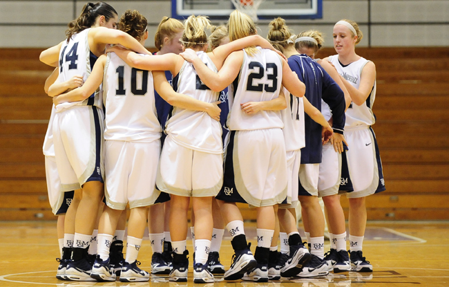 Women's Basketball Introduces Class of 2014