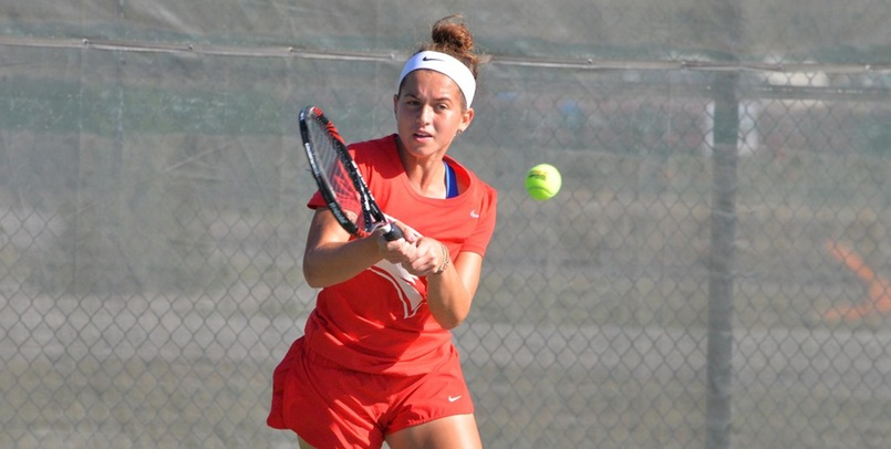 Tennis falls in spring trip finale at #13 Saint Leo