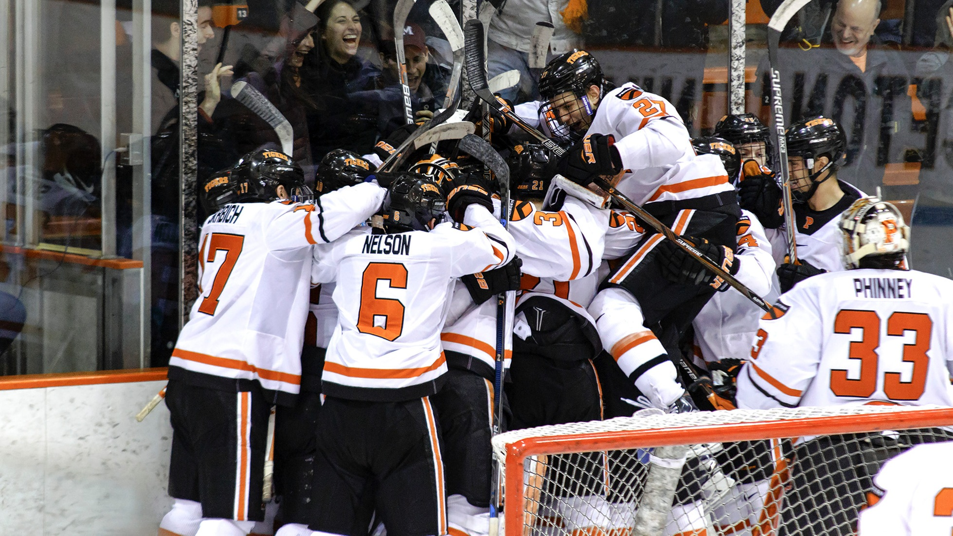 Princeton Defeats Colgate, Moves on to Quarterfinals