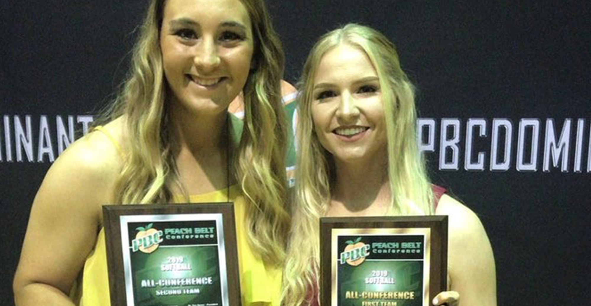Kerr and Tierce Named to PBC All-Conference Team