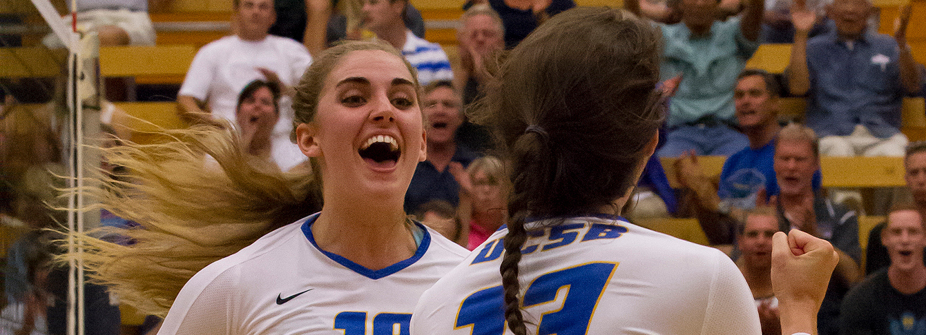 UCSB Receives Votes in AVCA Coaches Preseason Poll