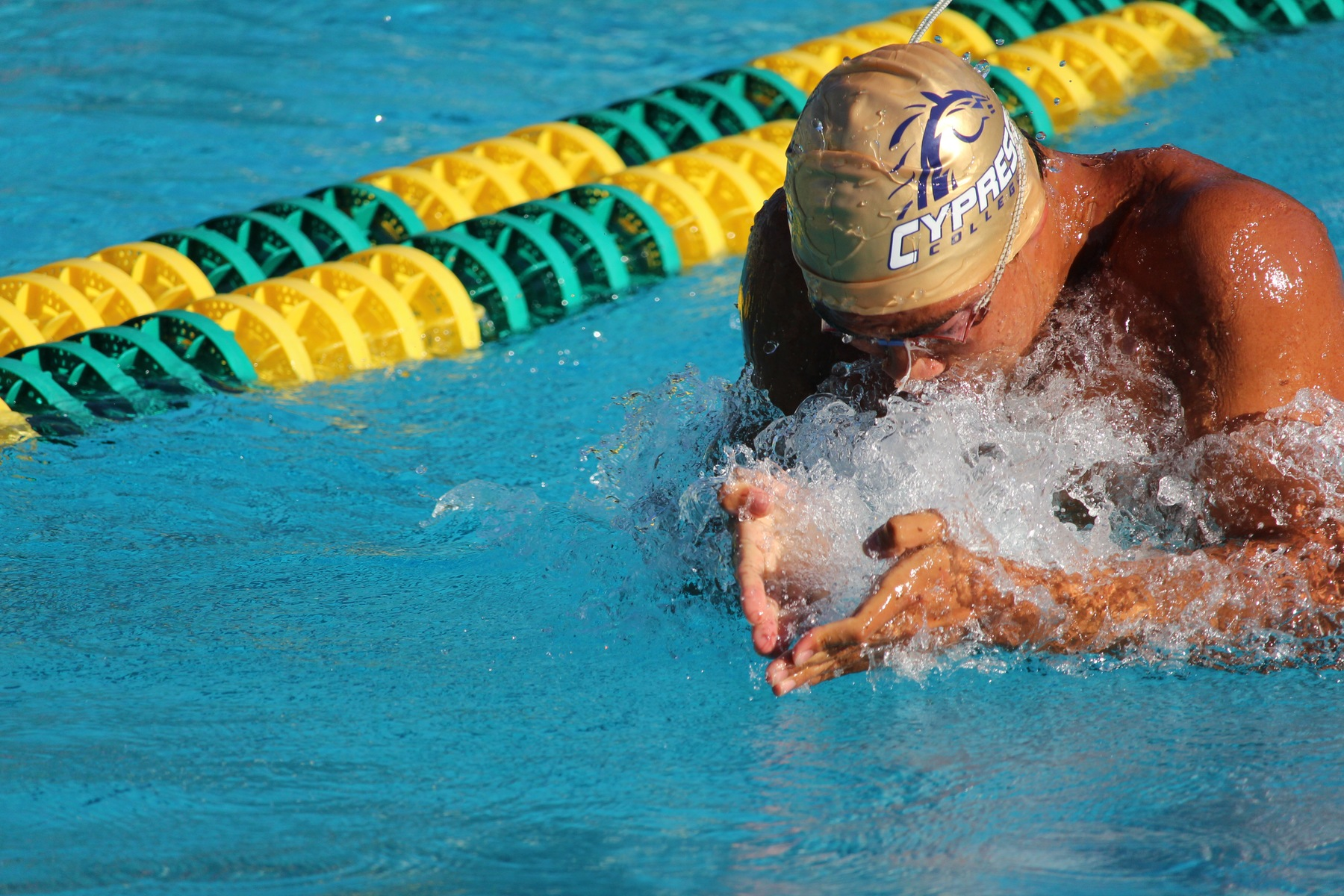 Chargers Smash 10 Team Records at OEC Championships