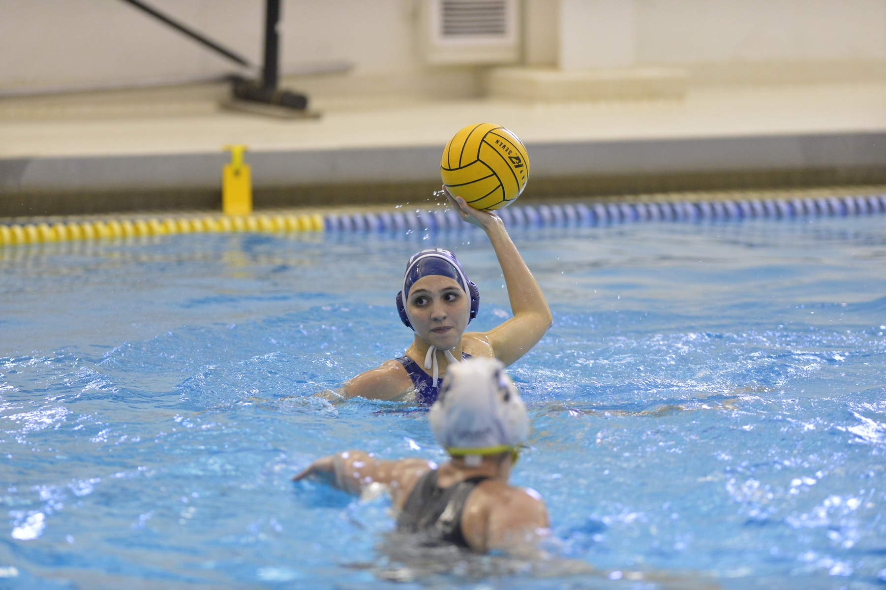 Women's Water Polo Falls to Concordia and Redlands in Convergence Tournament