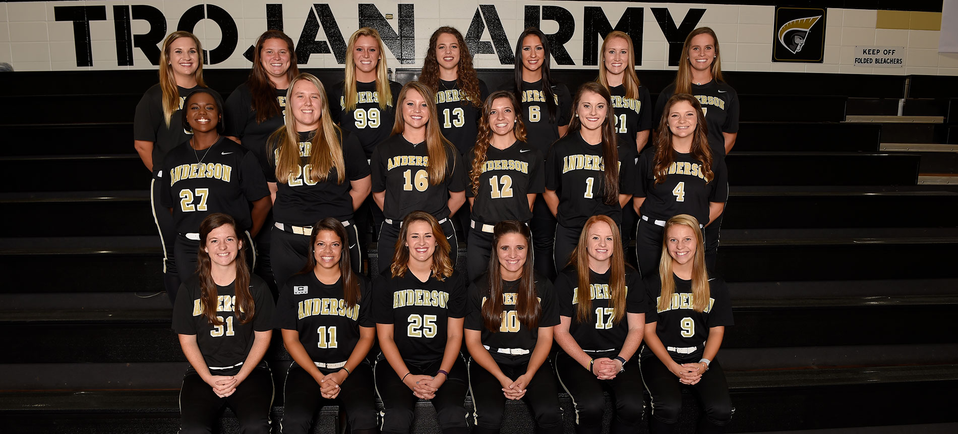 Softball Releases 2018 Schedule