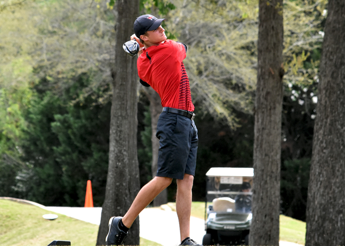 Mathers named to All-Nicklaus Team