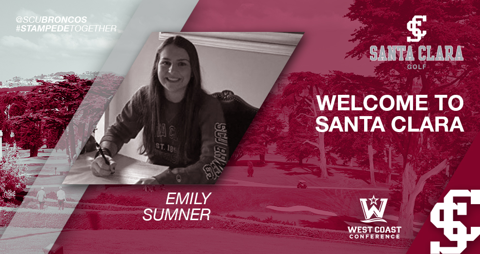 Women's Golf Adds Emily Sumner