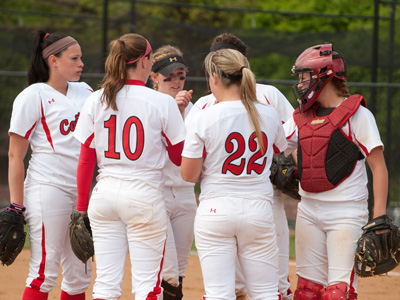 Saturday's softball doubleheader moved up to 11 a.m. start time