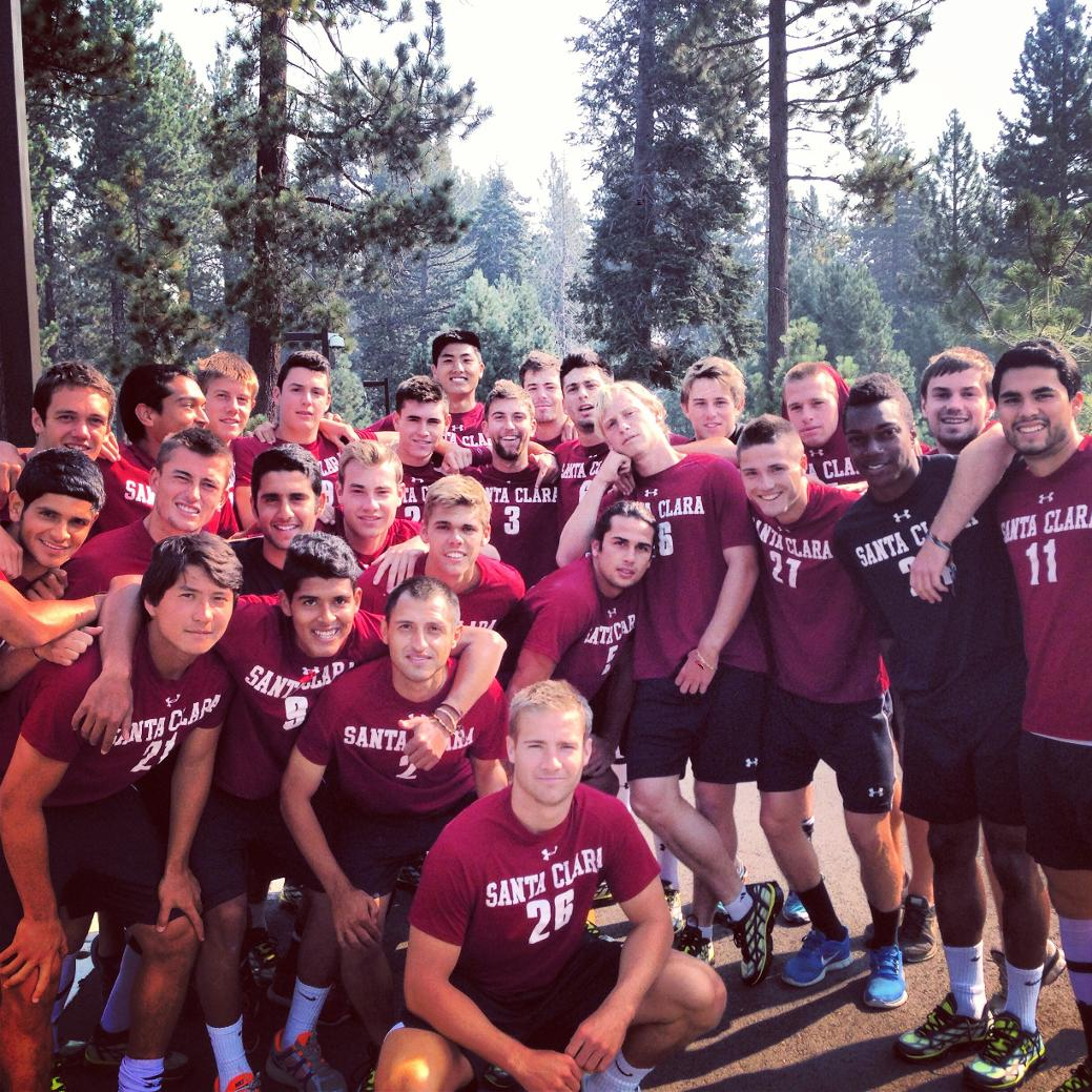 Men's Soccer Selected To Win WCC Title By WCC Head Coaches Poll