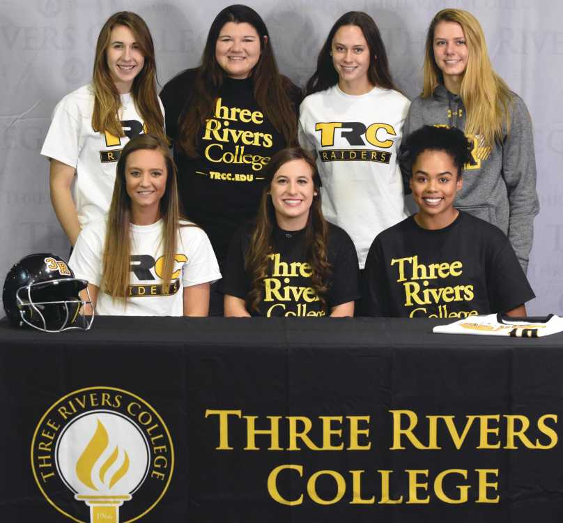 Lady Raiders Softball holds ceremony for future players