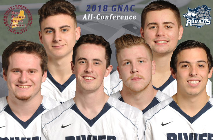 Men's Lacrosse: Six Raiders named to GNAC All-Conference Teams